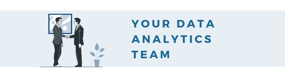 RC Analytix acts as your personal data analytics team