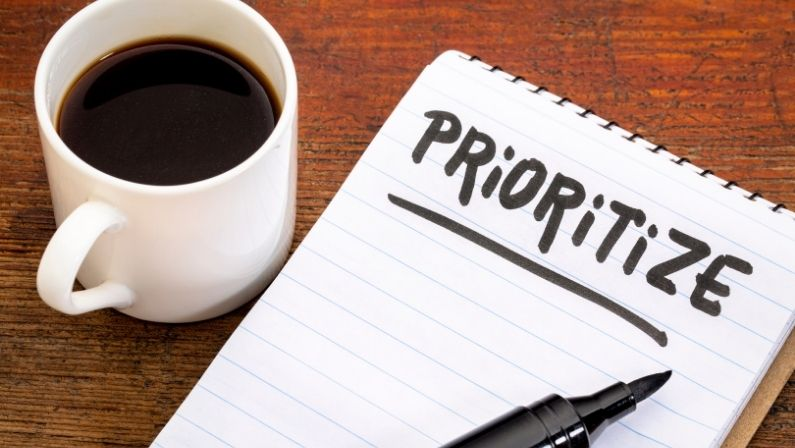 4 Ways to Prioritize Your Time